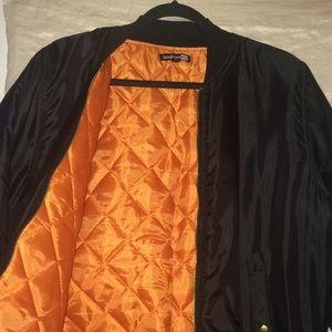 Boohoo puffer jacket ⚡️